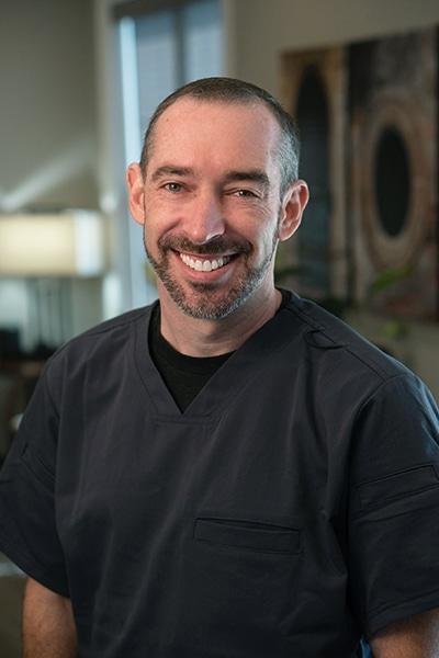 Photo of Dr Daniel King