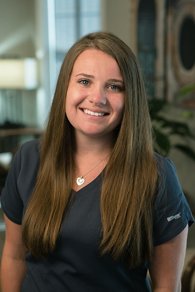 Photo of Brittany, Office Manager